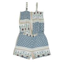 Textiel Meisjes Jumpsuites / Tuinbroeken Guess MATHIS Multicolour