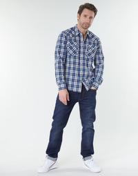 Textiel Heren Straight jeans Levi's 502™ TAPER Biologia / Adv