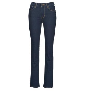 Textiel Dames Bootcut jeans Levi's 725 HIGH RISE BOOTCUT Blauw