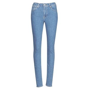 Textiel Dames Skinny Jeans Levi's 721 HIGH RISE SKINNY Los / Angeles / Rocks