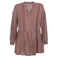 Textiel Dames Korte jurken Only ONLNEW Bordeaux