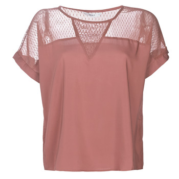 Textiel Dames Tops / Blousjes Only ONLSEMMA Bordeaux