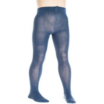 Textiel Meisjes Leggings Vignoni Justaucorps bébé Caldo cotone Blauw