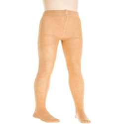 Textiel Meisjes Leggings Vignoni Justaucorps bébé Caldo cotone Beige