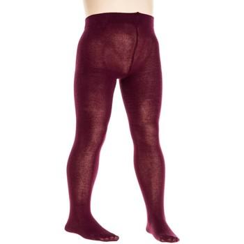 Textiel Meisjes Leggings Vignoni Justaucorps bébé Caldo cotone Rood