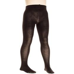 Textiel Meisjes Leggings Vignoni Justaucorps bébé Caldo cotone Brown