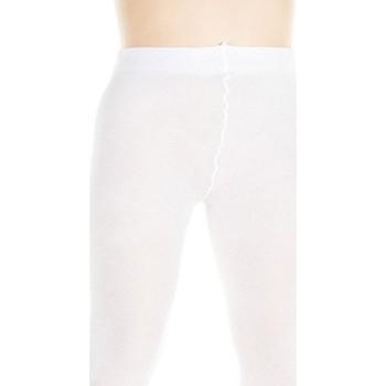 Textiel Meisjes Leggings Vignoni Justaucorps bébé Caldo cotone Wit