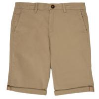 Textiel Jongens Korte broeken / Bermuda's Jack & Jones JJIBOWIE Beige