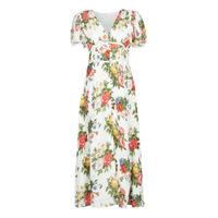 Textiel Dames Lange jurken Derhy CALANQUE Multicolour