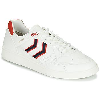 Schoenen Heren Lage sneakers Hummel HB TEAM CREST Wit