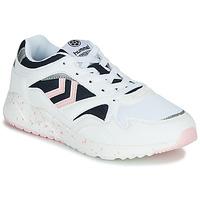 Schoenen Dames Lage sneakers Hummel EDMONTON Wit
