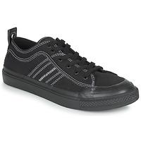 Schoenen Heren Lage sneakers Diesel S-ASTICO LOW Zwart / Wit