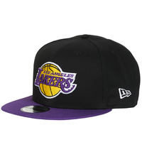 Accessoires Pet New-Era NBA 9FIFTY LOS ANGELES LAKERS Zwart / Violet