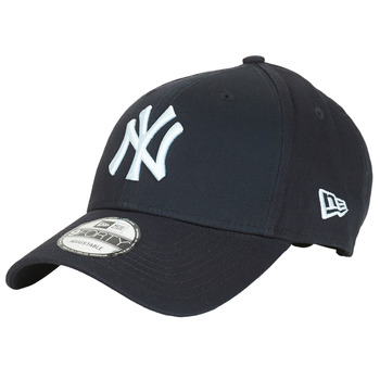 Accessoires Pet New-Era LEAGUE BASIC 9FORTY NEW YORK YANKEES Marine / Wit