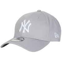 Accessoires Pet New-Era LEAGUE BASIC 9FORTY NEW YORK YANKEES Grijs / Wit