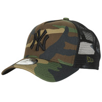 Accessoires Pet New-Era CLEAN TRUCKER NEW YORK YANKEES Camouflage / Kaki