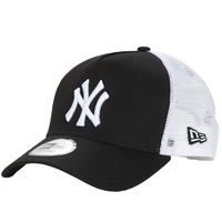Accessoires Pet New-Era CLEAN TRUCKER NEW YORK YANKEES Zwart / Wit
