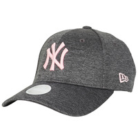 Accessoires Dames Pet New-Era ESSENTIAL 9FORTY NEW YORK YANKEES Grijs / Roze