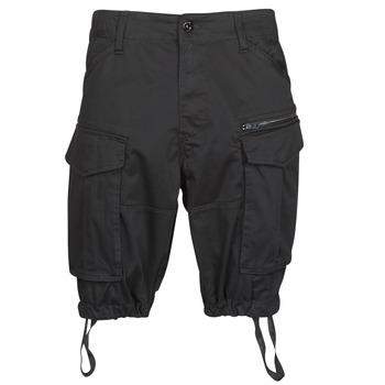 Textiel Heren Korte broeken / Bermuda's G-Star Raw ROVIC ZIP RELAXED 12 Zwart