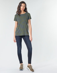 Textiel Dames Skinny Jeans G-Star Raw 3301 High Skinny Wmn Dk / Aged