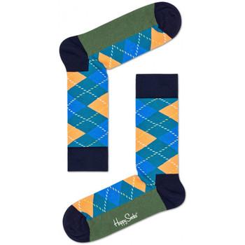 Accessoires Sokken Happy Socks Argyle sock Multicolour
