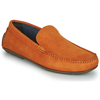 Schoenen Heren Mocassins André BIOUTY Orange