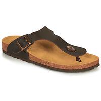 Schoenen Heren Sandalen / Open schoenen André SPRINTCHO Brown
