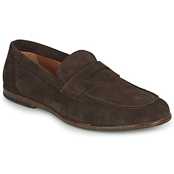 Schoenen Heren Mocassins André HARLAND Brown