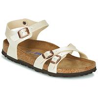 Schoenen Dames Sandalen / Open schoenen Birkenstock KUMBA SFB Beige