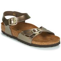 Schoenen Dames Sandalen / Open schoenen Birkenstock RIO Brons