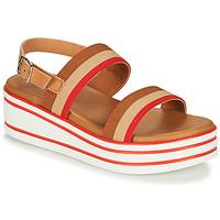 Schoenen Meisjes Sandalen / Open schoenen André MAIWENN Brown