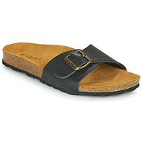 Schoenen Jongens Sandalen / Open schoenen André COLIN Zwart