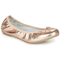 Schoenen Meisjes Ballerina's André AVA Roze