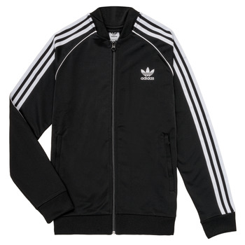 Textiel Kinderen Trainings jassen adidas Originals LYAM Zwart