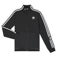 Textiel Jongens Trainings jassen adidas Originals MARIEME Zwart