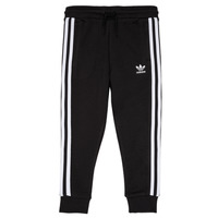 Textiel Kinderen Trainingsbroeken adidas Originals LOOAI Zwart