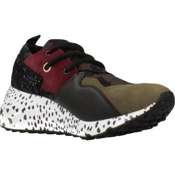 Schoenen Dames Lage sneakers Steve Madden SNEAKER CORDONES Veelkleurig