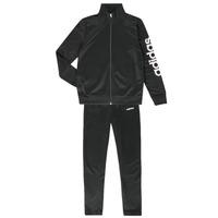 Textiel Jongens Trainingspakken adidas Performance GOMEZ Zwart