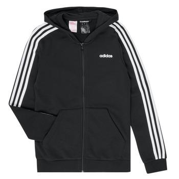 Textiel Meisjes Sweaters / Sweatshirts adidas Performance GOMELLO Zwart