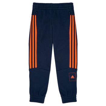 Textiel Jongens Trainingsbroeken adidas Performance PERIOLRI Marine