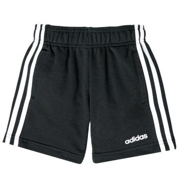 Textiel Jongens Korte broeken / Bermuda's adidas Performance NATALIE Zwart