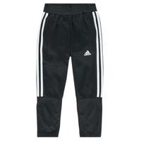 Textiel Jongens Trainingsbroeken adidas Performance DANIELA Zwart