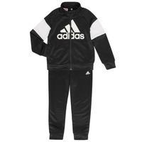 Textiel Jongens Trainingspakken adidas Performance AMAURY Zwart