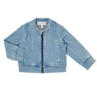 Textiel Jongens Jasjes / Blazers Emporio Armani Alfred Blauw