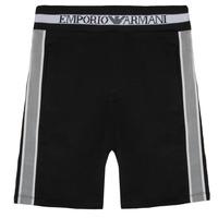 Textiel Jongens Korte broeken / Bermuda's Emporio Armani Aubert Zwart