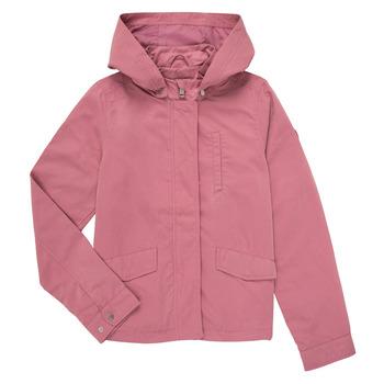 Textiel Meisjes Wind jackets Only KONNEWSKYLAR Roze