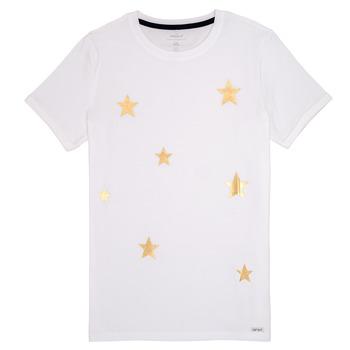 Textiel Meisjes T-shirts korte mouwen Name it NKFBONITA Roze
