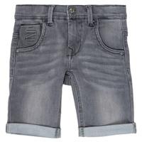 Textiel Jongens Korte broeken / Bermuda's Name it NKMTHEO Grijs