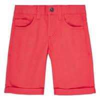 Textiel Jongens Korte broeken / Bermuda's Name it NKMSOFUS TWIISAK Rood