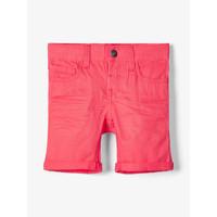 Textiel Jongens Korte broeken / Bermuda's Name it NMMSOFUS TWIISKA Rood